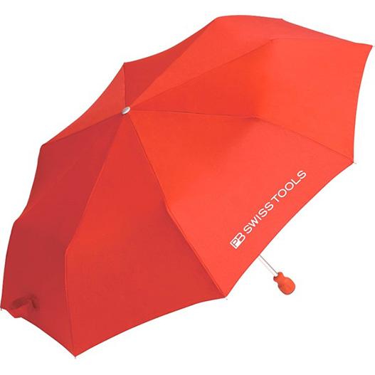 PB(ピービー) 折り畳み傘レッド