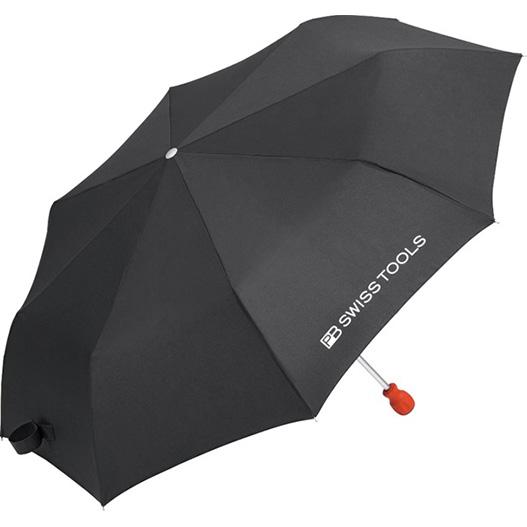 PB(ピービー) 折り畳み傘ブラック