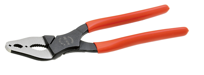 KNIPEX 20度ベントシンノーズプライヤー